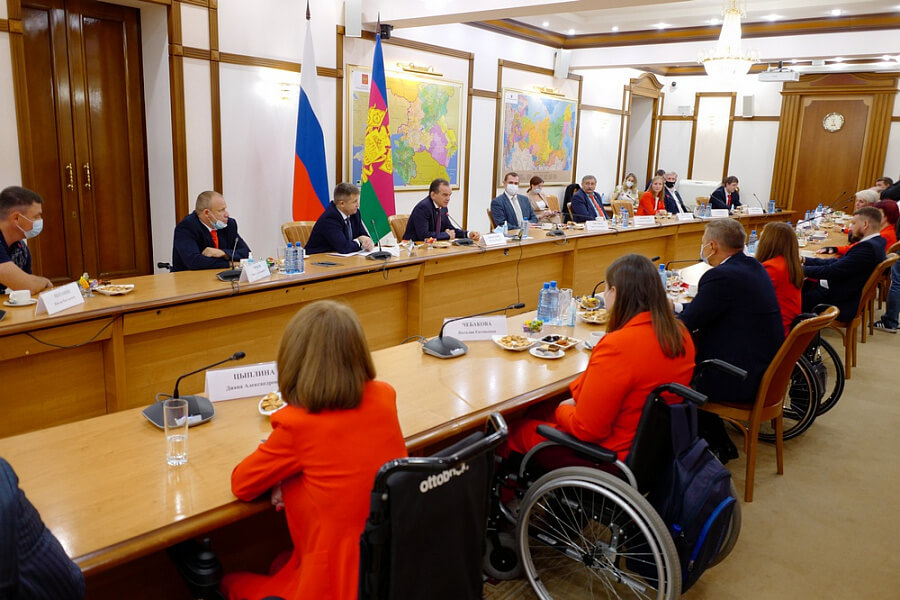 Кубанские паралимпийцы получат краевые премии на сумму более 12 млн рублей