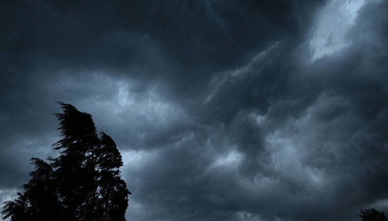 Вечером 12 сентября и на следующее утро на Кубани разразится гроза