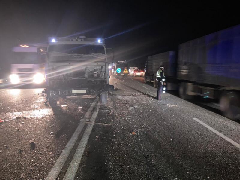 МВД: в аварии под Энемом погибла жительница Кубани и двое подростков