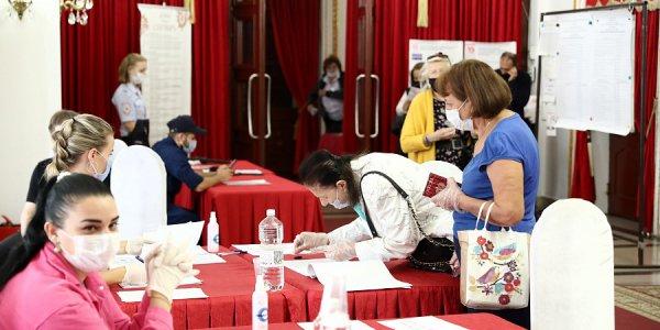 На Кубани явка избирателей во второй день голосования к 15:00 составила 33,40%