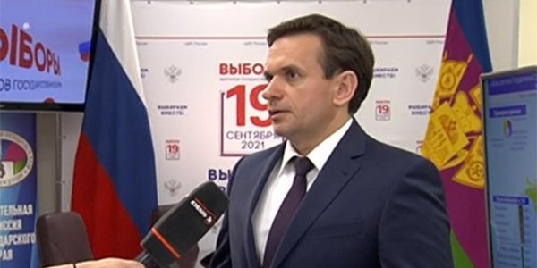 Глава крайизбиркома Алексей Черненко: выборы на Кубани прошли в штатном режиме