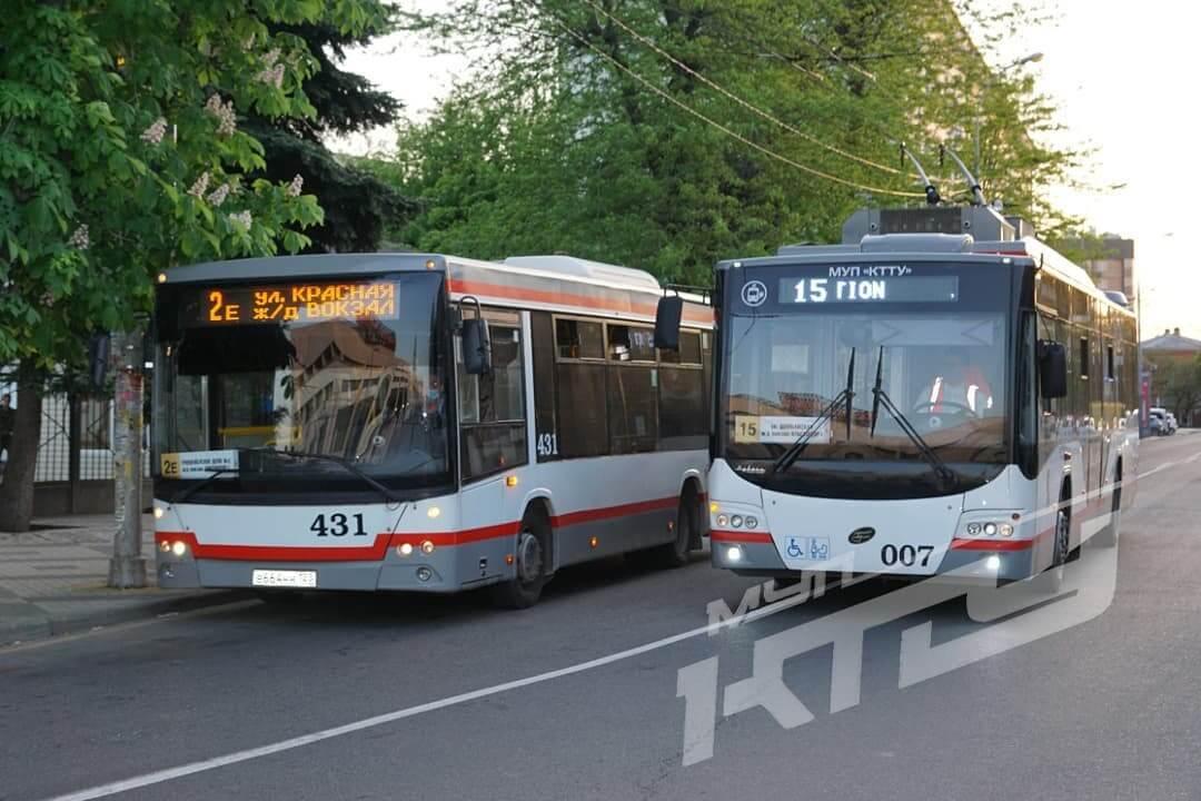 Эксплуатацию собранного в Краснодаре троллейбуса приостановила Генпрокуратура
