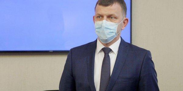 И. о. мэра Краснодара станет первый заместитель главы Евгений Наумов