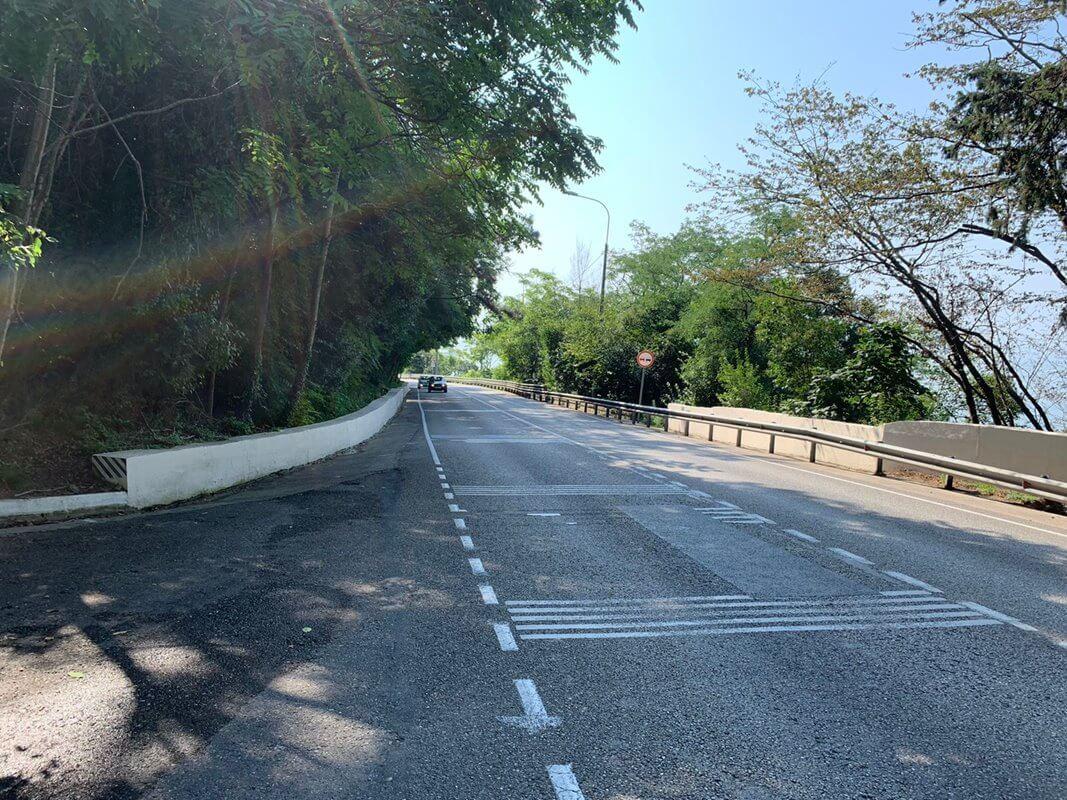 На участке трассы Джубга — Сочи перенесли введение реверсивного движения