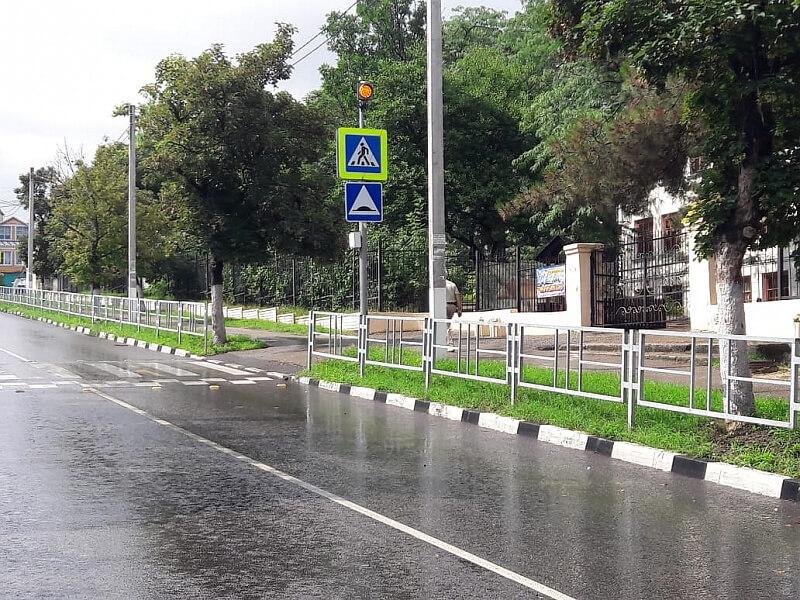 На Кубани привели в порядок 100 км ведущих к школам дорог