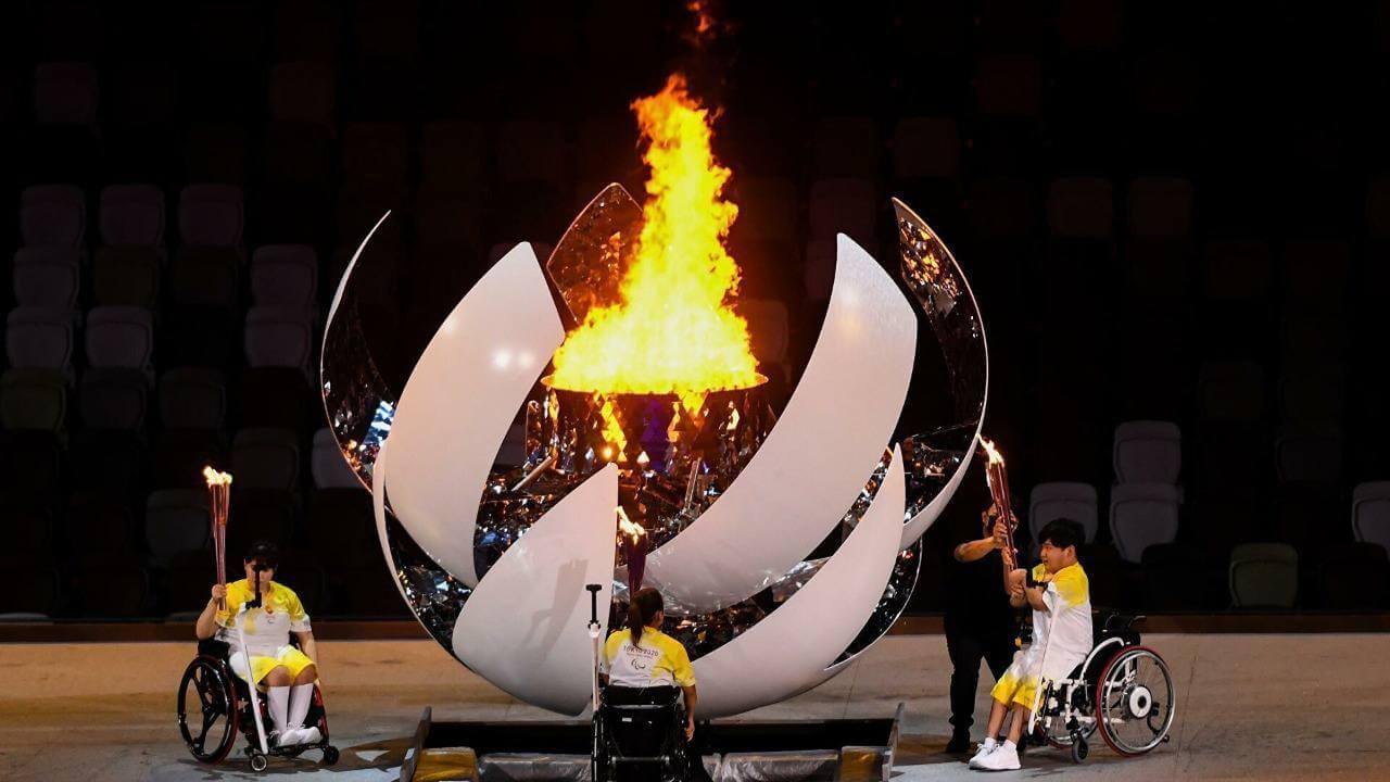 Кондратьев поздравил кубанских паралимпийцев с медалями Игр в Токио