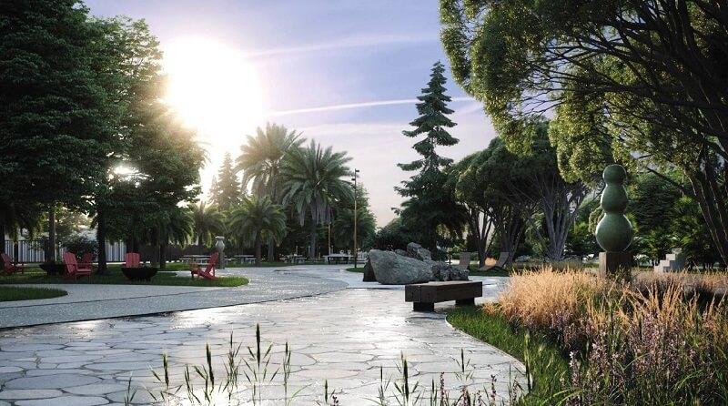 В Сочи выделят 56 млн рублей на благоустройство парка