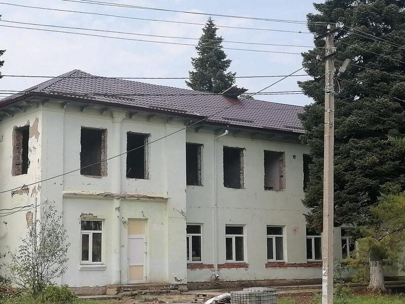 В Хадыженске до конца 2021 года отремонтируют городскую больницу
