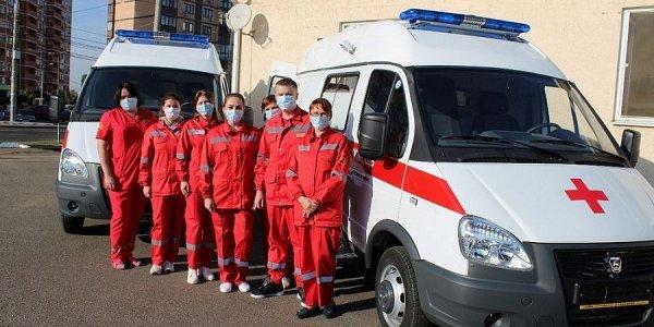 Кубань получит новые машины скорой помощи и школьные автобусы