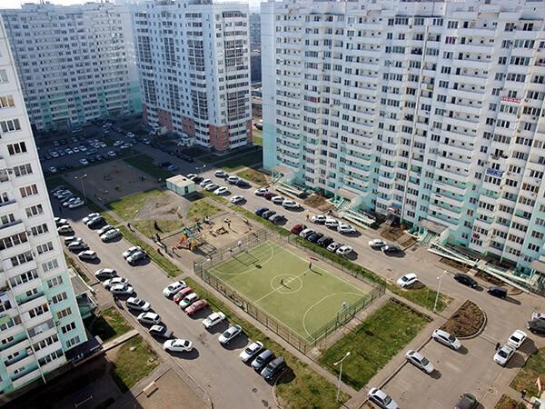 В Краснодаре на 18,2% сократилась средняя площадь квартир в новостройках