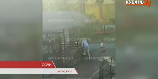 В Сочи две посетительницы украли букет цветов у работницы парка развлечений