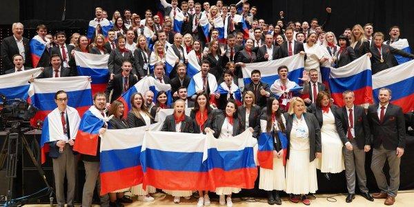Жительница Сочи принесла сборной РФ золотую медаль в первенстве EuroSkills Graz
