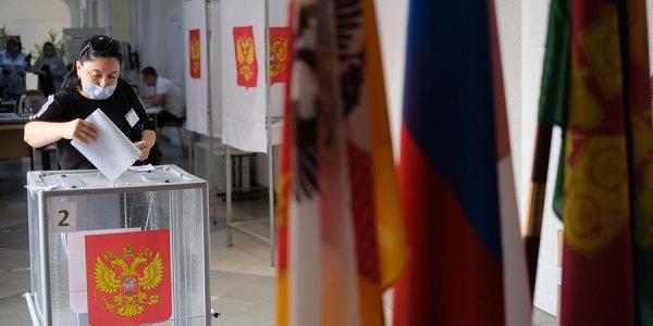 В Тихорецке, Армавире и Славянском районе проголосовало две трети избирателей