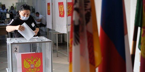 День второй: как в Краснодаре проходит голосование. Фоторепортаж