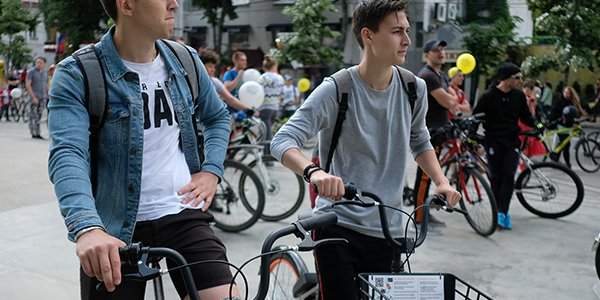На Кубани вводят штрафы за незаконные пункты проката самокатов и велосипедов