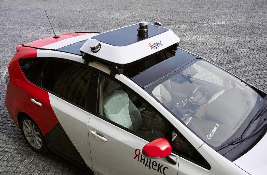 В Сочи планируют запустить беспилотное такси