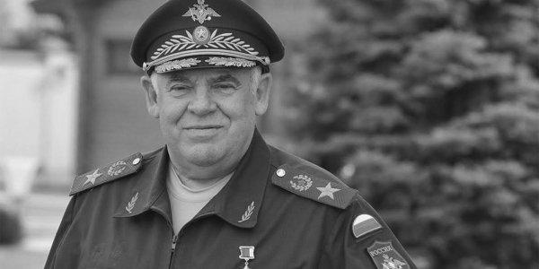 В Краснодаре умер генерал армии, Герой России Виктор Казанцев