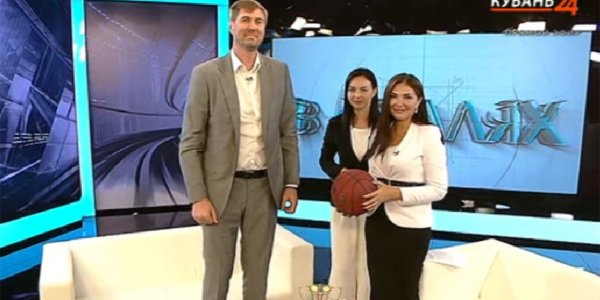 Алексей Саврасенко: на Кубани много талантливых детей в спорте