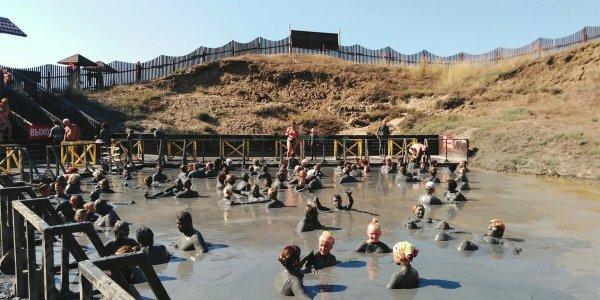 Лечебные грязи Краснодарского края: пособие для туриста