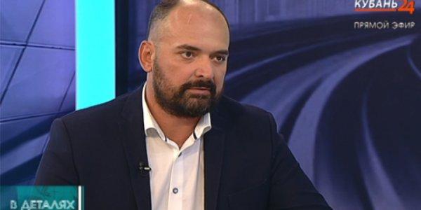 Константин Муругов: на Кубани под парусом ходят круглый год