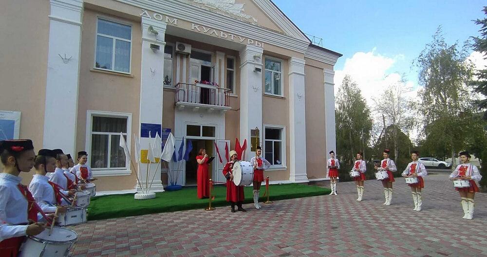В Ленинградском районе после капремонта открыли Дом культуры «Юность»
