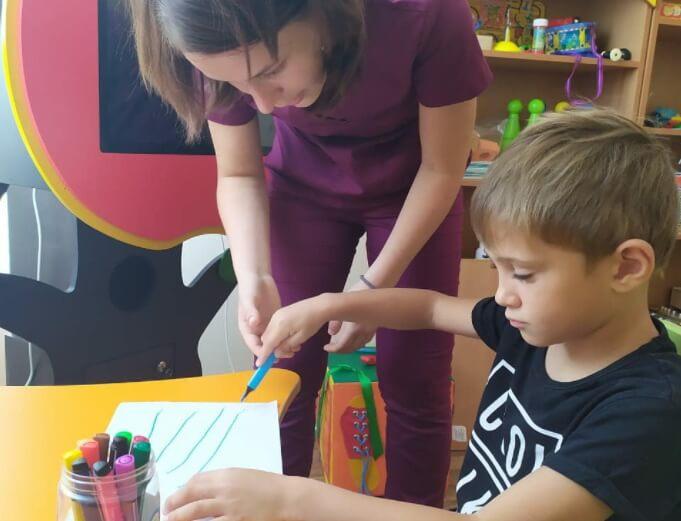В Туапсе заработал центр реабилитации детей с инвалидностью