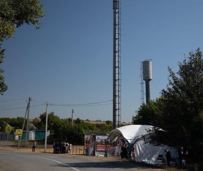«Ростелеком» обеспечил связью первый на Юге хутор в рамках проекта УЦН 2.0
