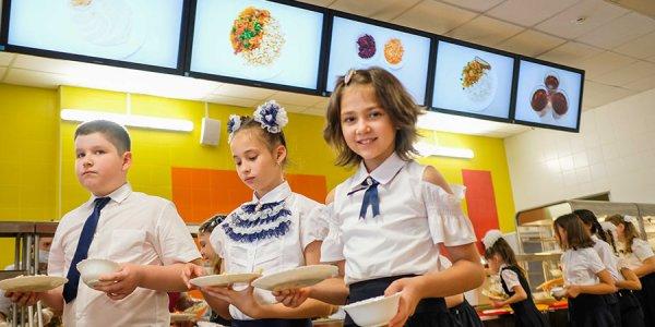 Роспотребнадзор запустит горячую линию по вопросам питания в школах