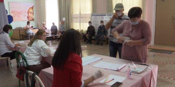 В Ейском районе явка на выборы в первые два дня составила более 38%