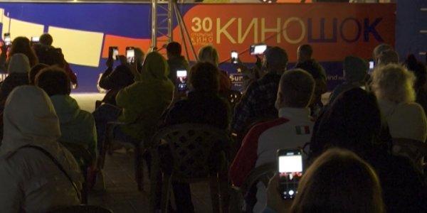 В Анапе стартовал фестиваль кино стран СНГ и Балтии «Киношок»