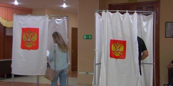 На Кубани явка избирателей на выборы превысила среднероссийский показатель