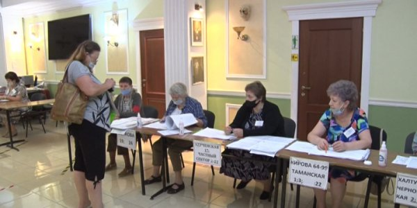 Как проходили выборы в разных районах Краснодарского края