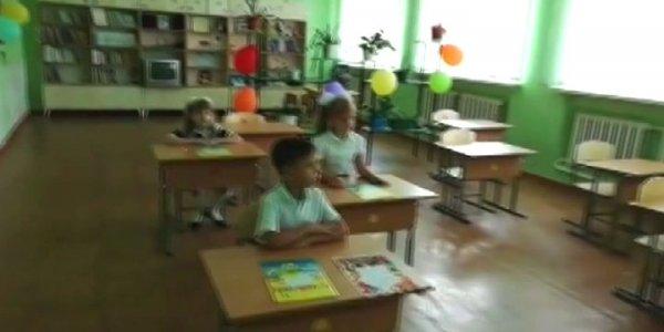 В школу села Заря Выселковского района пошел всего один первоклассник