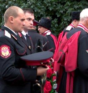 На Кубани провели ежегодные Гречишкинские поминовения