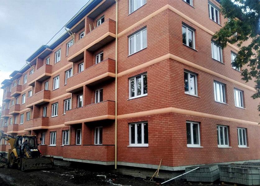 В 2021 году 28 детей-сирот из Горячего Ключа получат собственное жилье