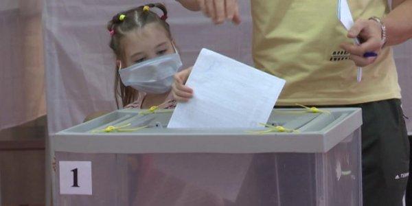 В Ейском районе для голосования открыли 67 избирательных участков