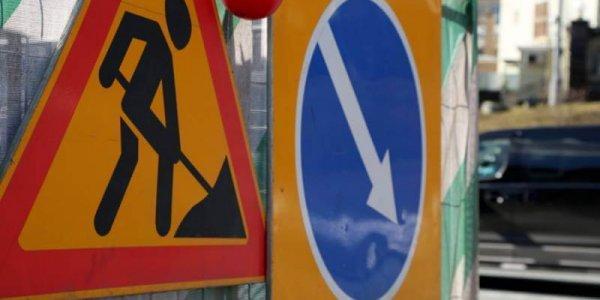 На федеральной трассе под Краснодаром на 2 месяца ограничили движение