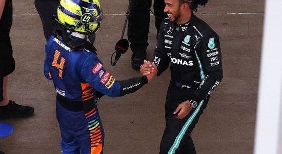 Победителем Гран-при «Формулы-1» в Сочи стал Льюис Хэмилтон