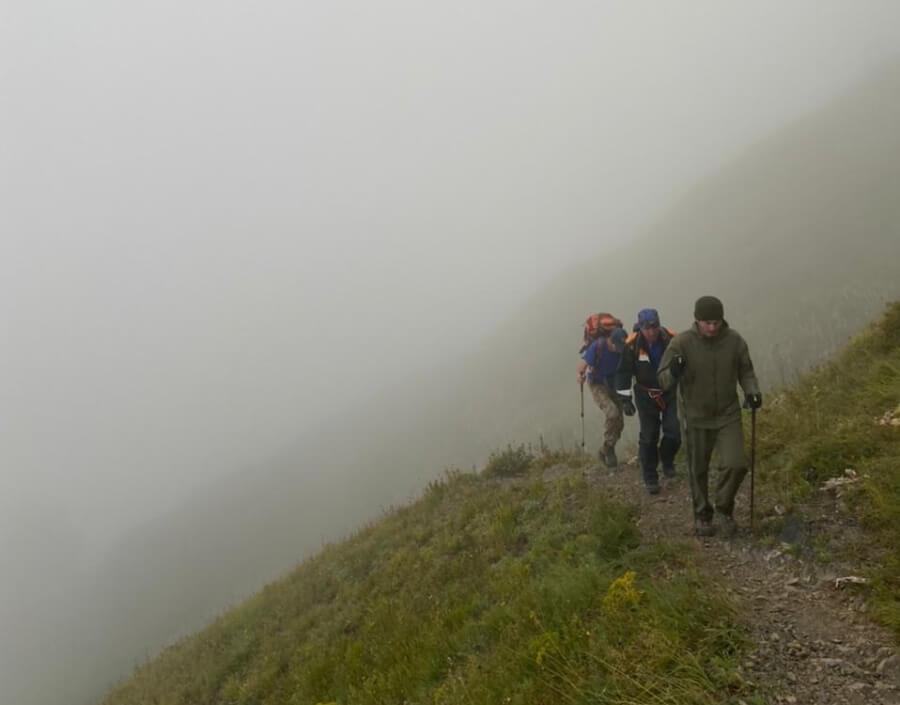 В Сочи туристу с обезвоживанием понадобилась помощь спасателей