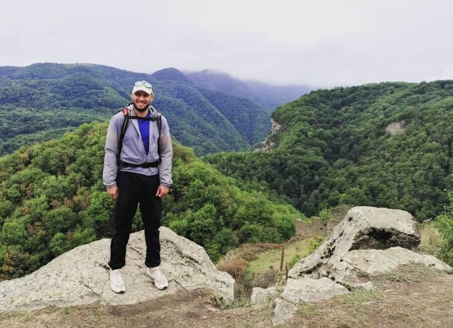Житель Омска решил пробежать от Каспийского до Черного моря
