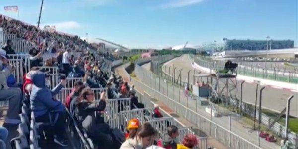 В Сочи проходят первые свободные заезды «Формулы-1»