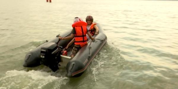 Кубанские юные гонщики завоевали медали на чемпионатах по водно-моторному спорту
