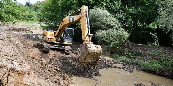 Кондратьев: для предотвращения подтопления на Кубани расчистят русла шести рек