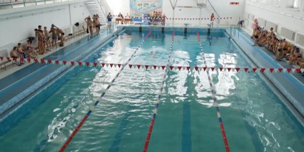 Школьники Кореновского района установили рекорд России по плаванию