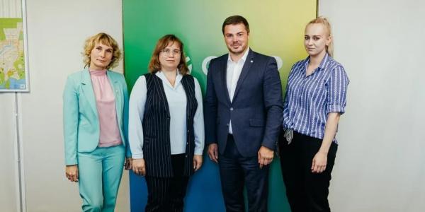 Сбер и краснодарский филиал РЭУ им. Г.В. Плеханова договорились о сотрудничестве