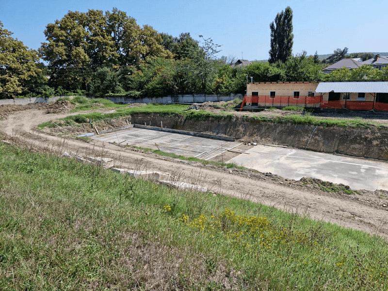 В Горячем Ключе на 23% выполнили реконструкцию очистных сооружений