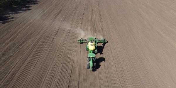В Кореновском районе аграрии завершают сев рапса