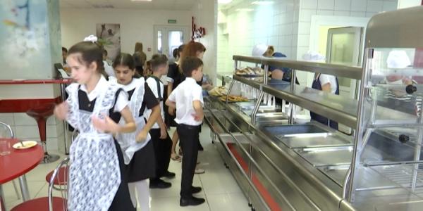 На Кубани заканчивают ремонт 16 школьных столовых