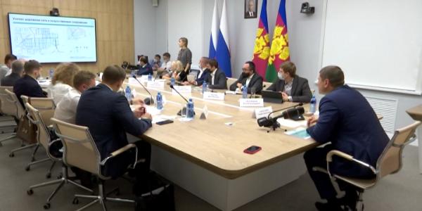 В Краснодаре предметно обсудили план застройки северо-восточной части города