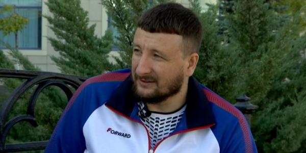 Фехтовальщик Артур Юсупов: чувствуется, что наши успехи и достижения важны